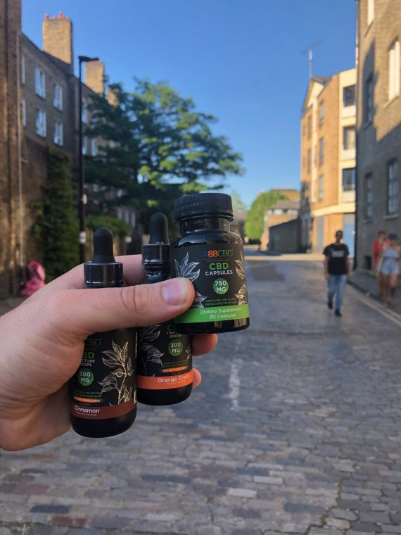 JustCBD Review: Oils, Edibles and Topicals