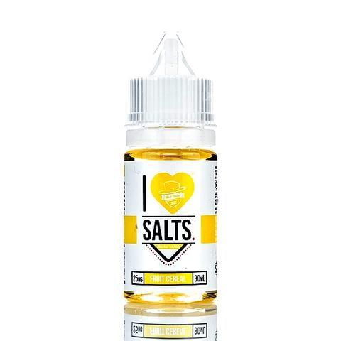 Fruit Cereal by I Love Salts Nicotine Salt eJuice