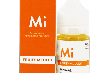 Best Fruit Flavoured Nicotine Salts for 2021
