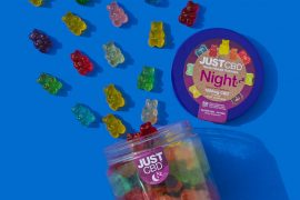 Epidemic of insomnia sees JustCBD formulate sleep-specific CBD gummies